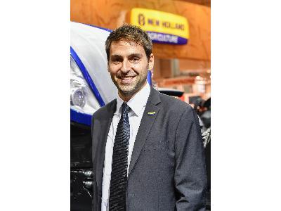 Francesco Zazzetta , nombrado nuevo Director de New Holland Agriculture España